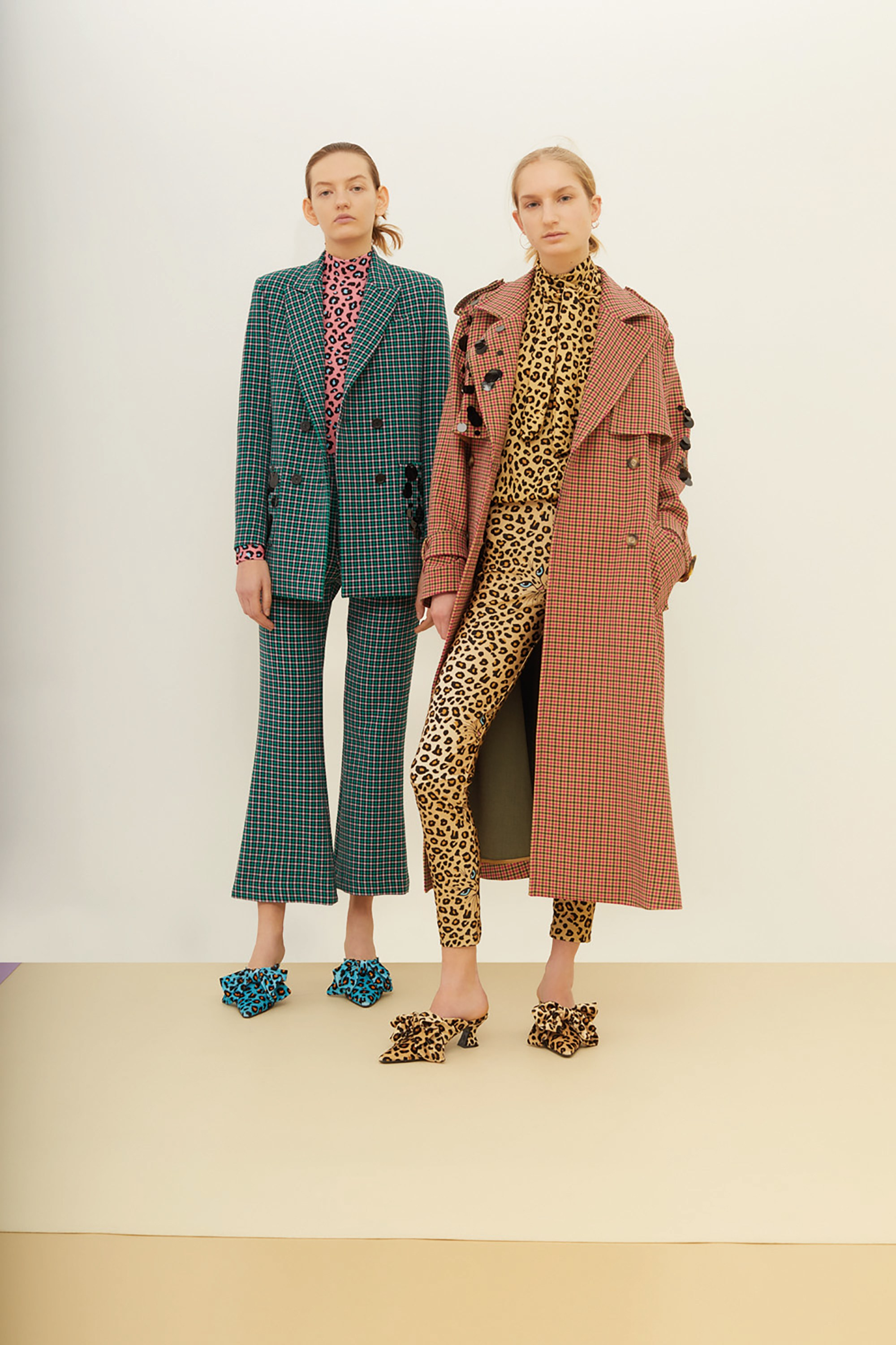 Outfit Inspiration From Pre-Fall 2018
