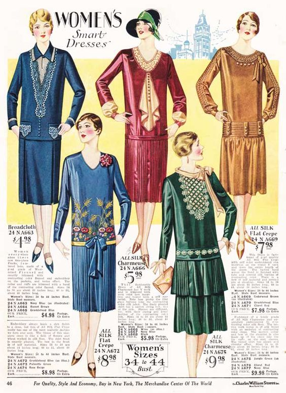 1920s Fashion Accessories