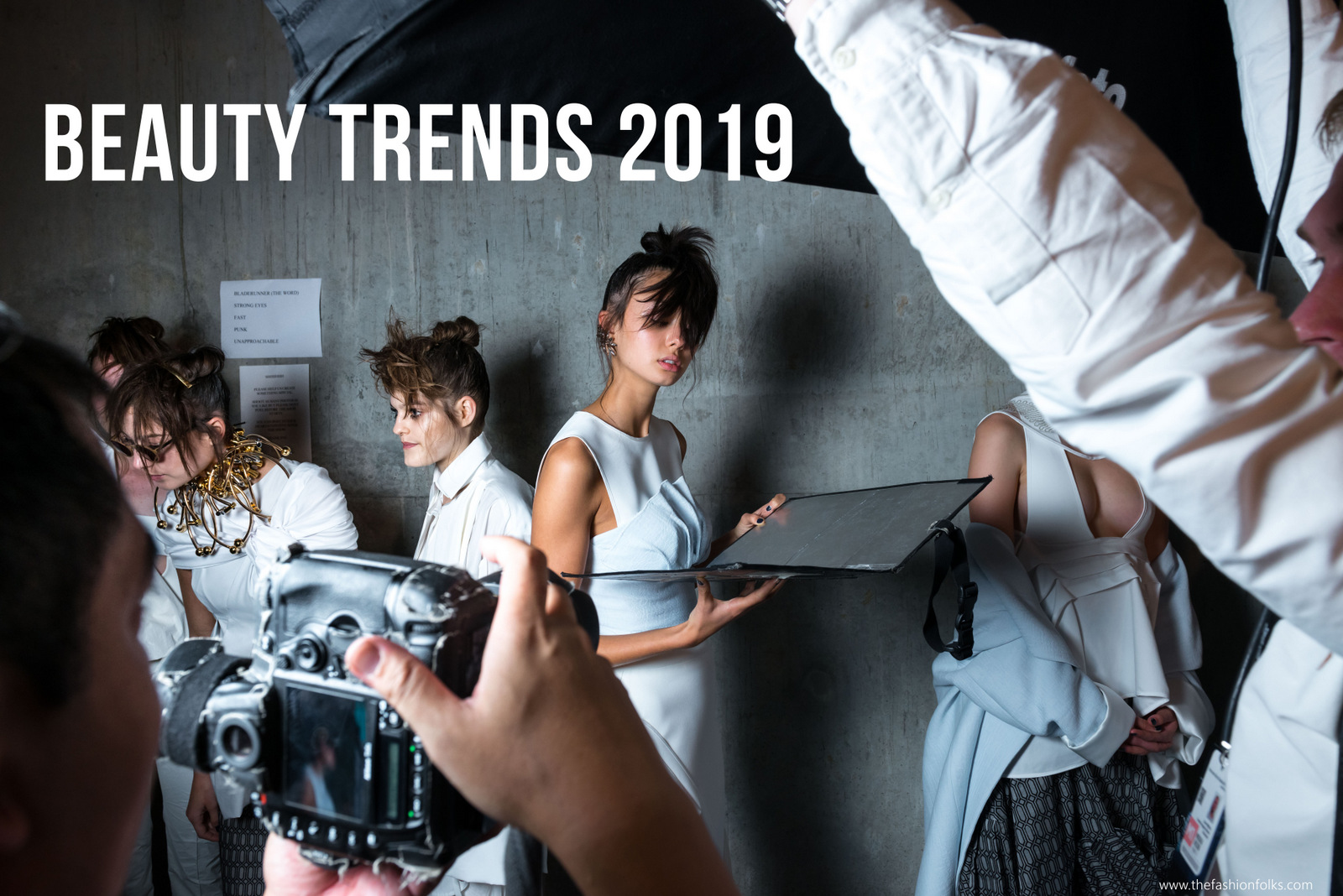 Trend Report: Beauty Trends 2019
