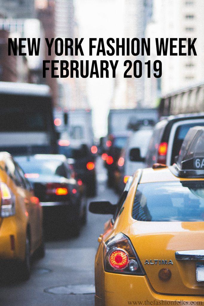 NYFW February 2019