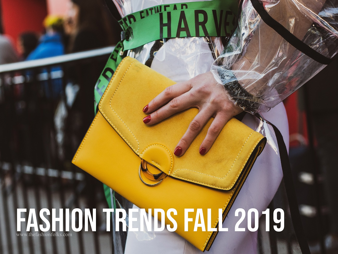 Preview: Fashion Trends Fall 2019