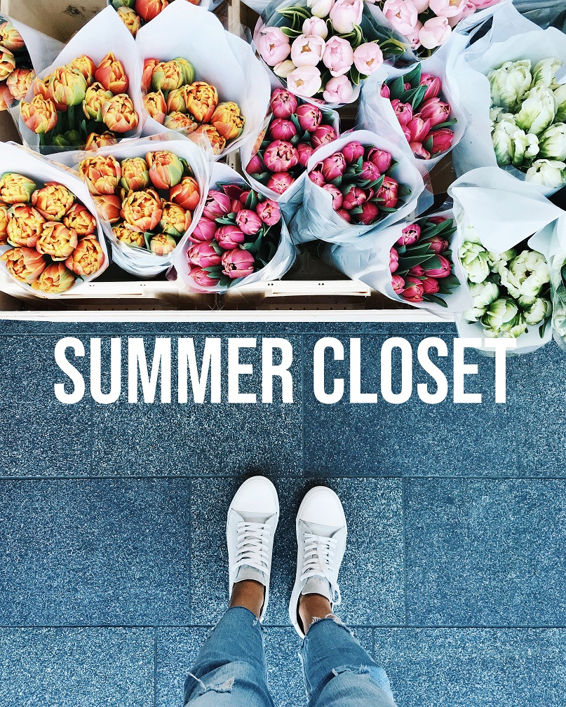 Prep Your Summer Closet 2019