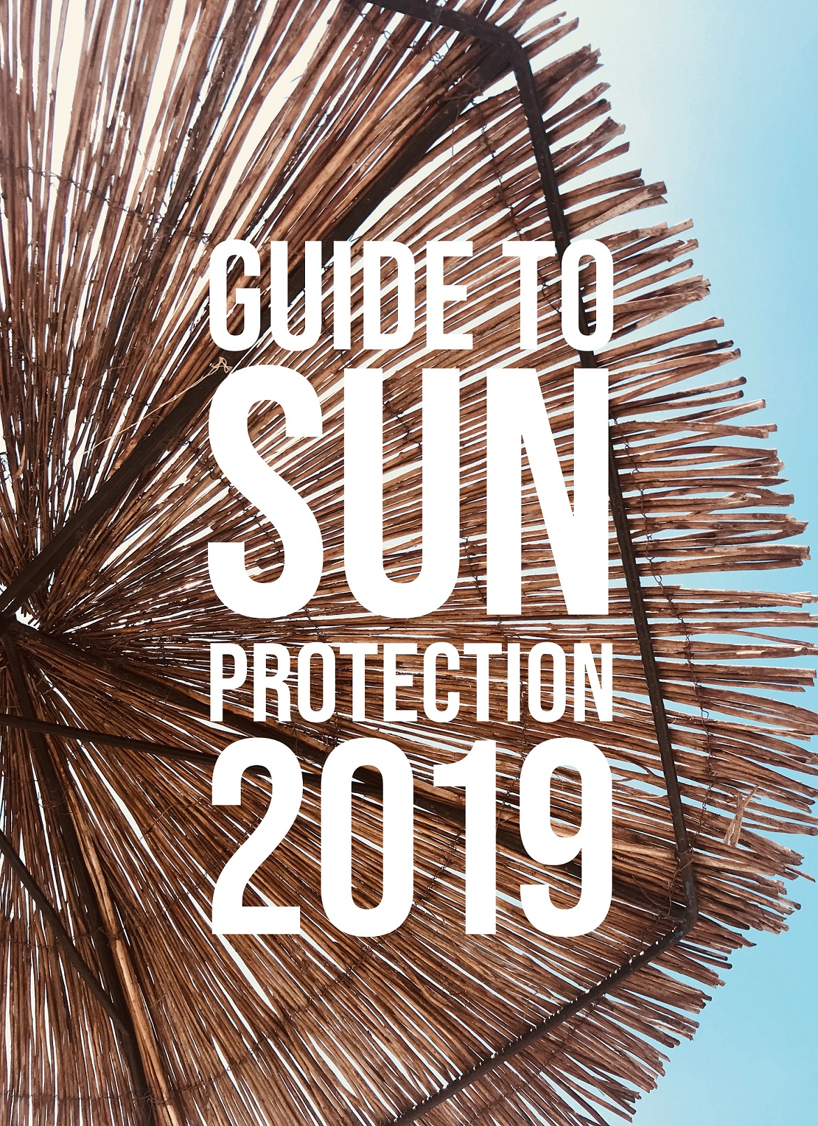 Sun Protection 2019 sunny picture blue sky parasol