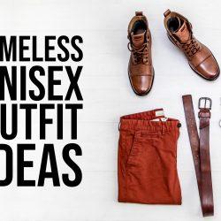 4 Unisex Outfit Ideas 2019