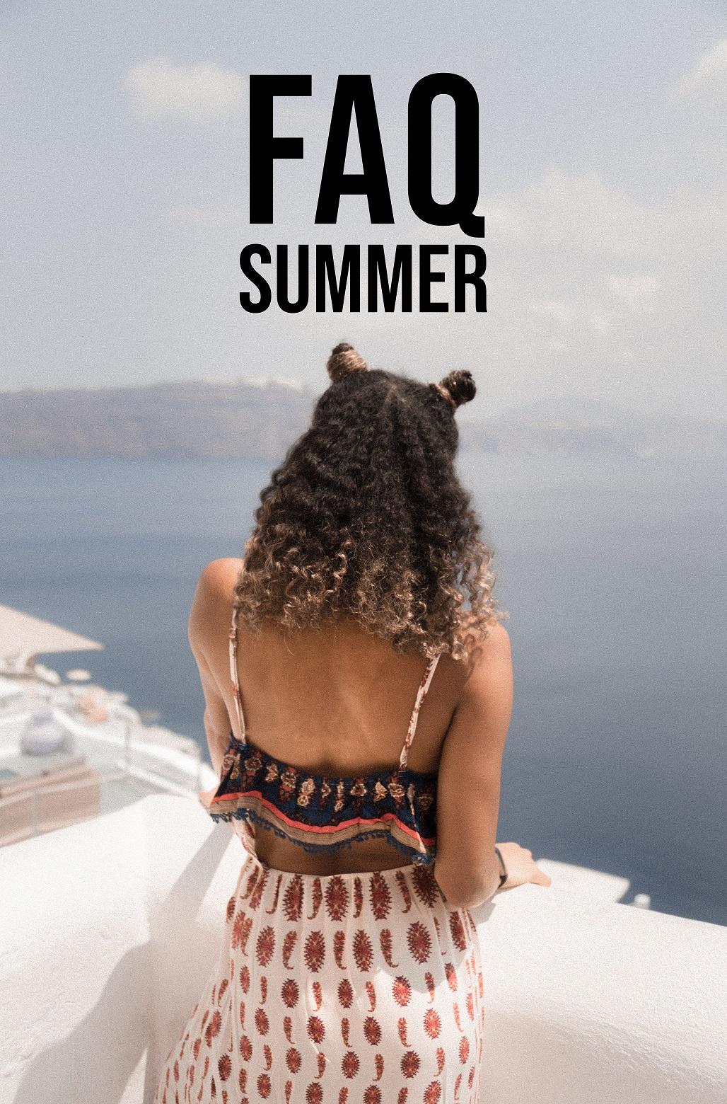 FAQ – Beauty and Fashion Summer 2019