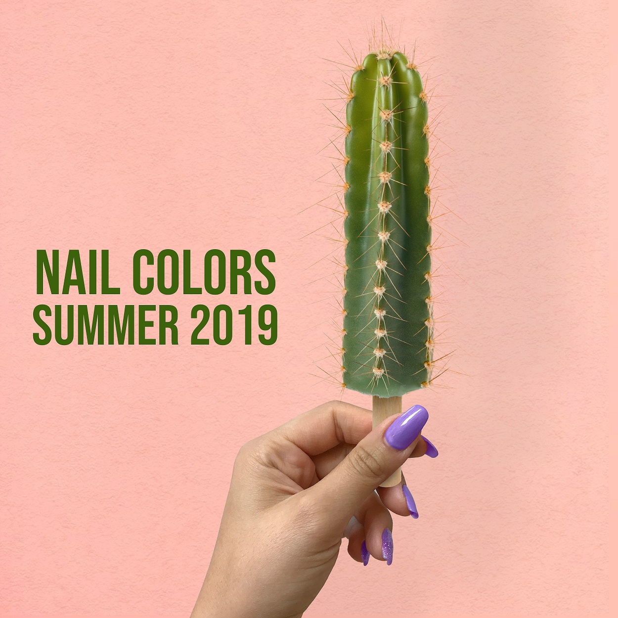 Nail Colors Summer 2019