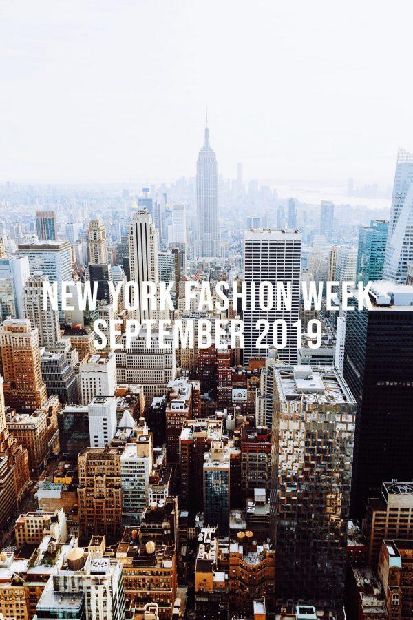 NYFW September 2019