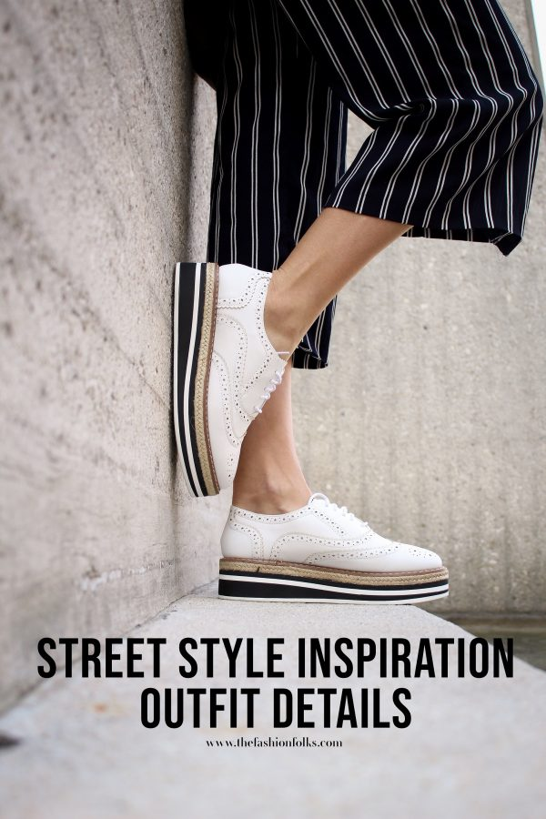 Street Style Inspiration: Outfit Details 2019