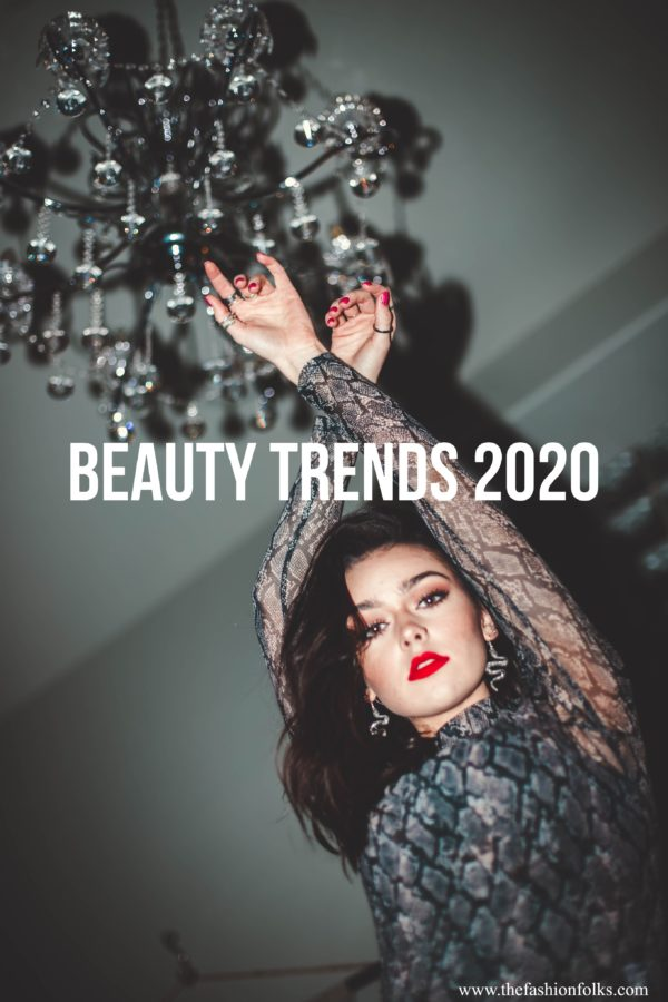Beauty Trends 2020