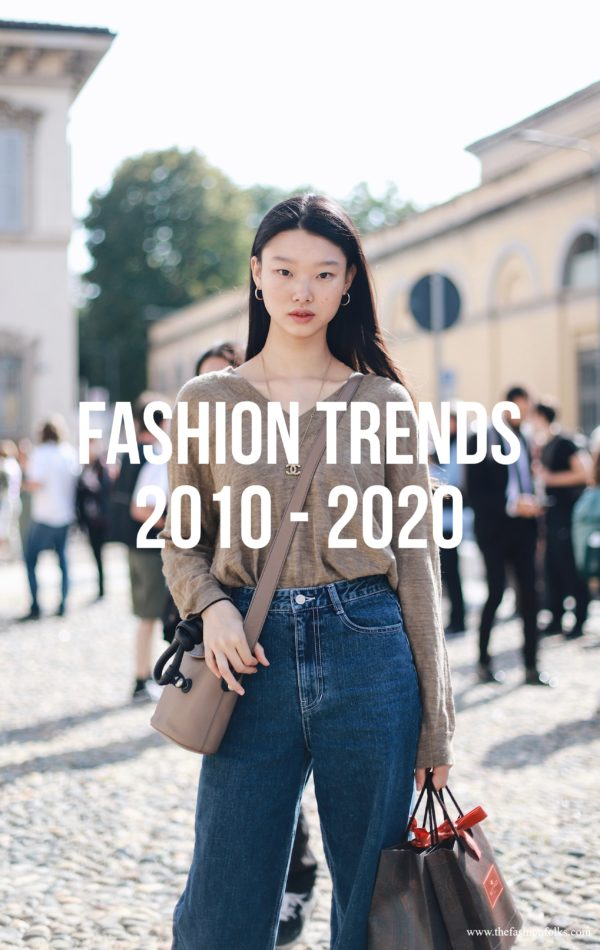 Fashion and Beauty Trends (2010-2020)