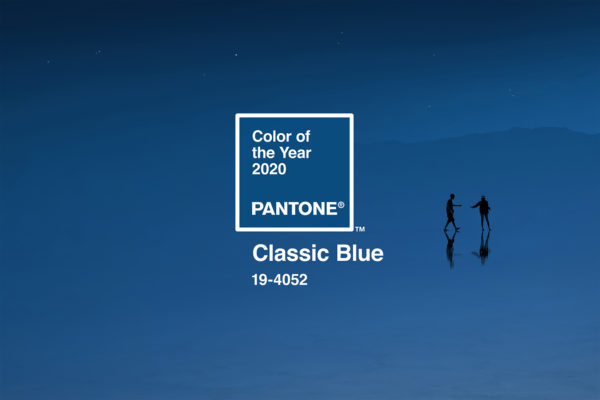 Pantone Color of the Year 2020 – Classic Blue