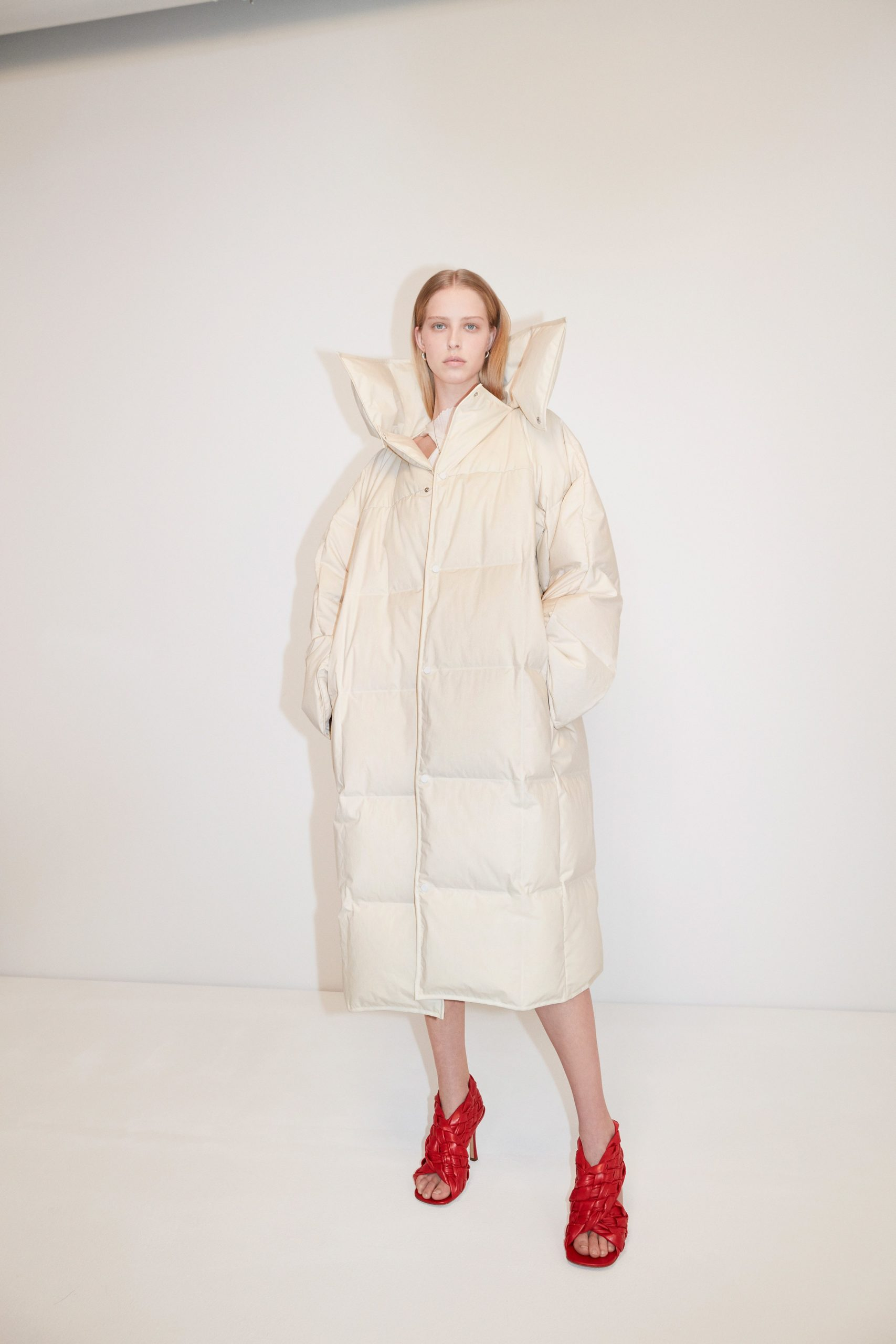 Puffer Jacket 2020 Bottega Veneta Pre-Fall