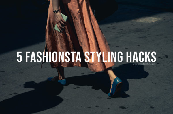 Round-up of Articles: Styling Tips Spring/Summer