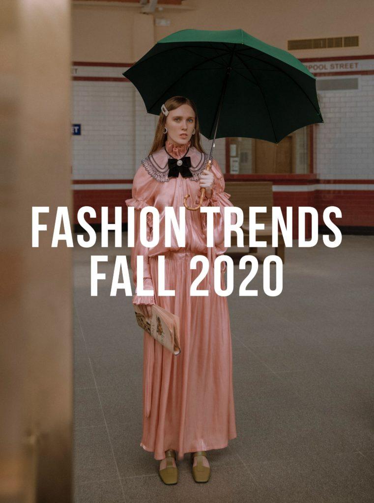 Fashion Trends Fall 2020