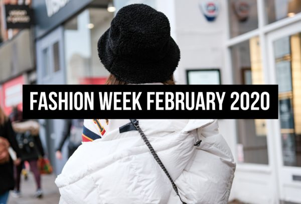 Round-up of Articles: Fashion Week February 2020