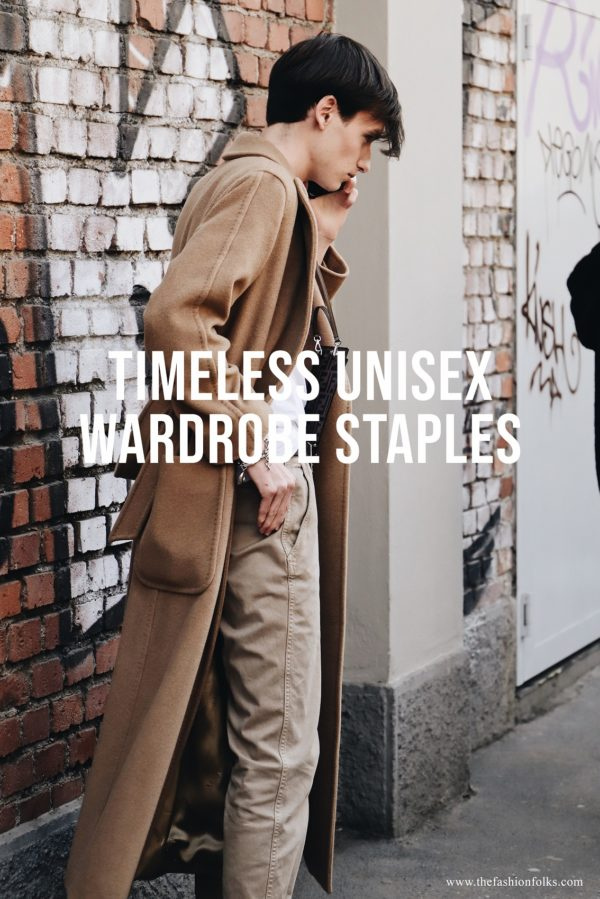 Timeless Unisex Wardrobe Staples