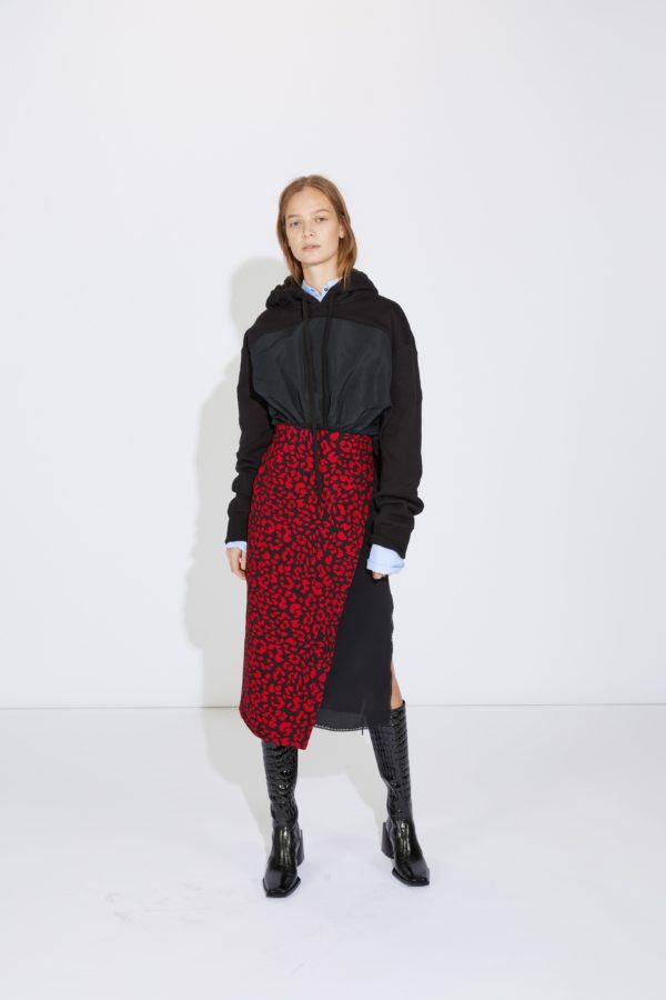 Trend Alert: Wrap Skirt 2020