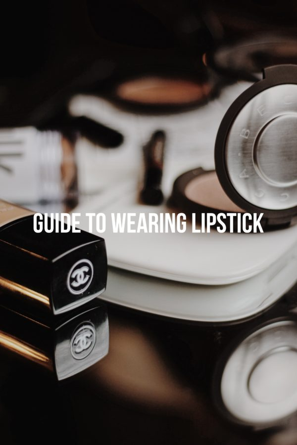 Guide To Wearing Lipstick 2020