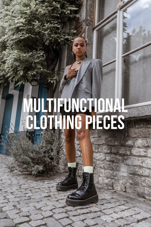 Multifunctional Clothes Summer 2020