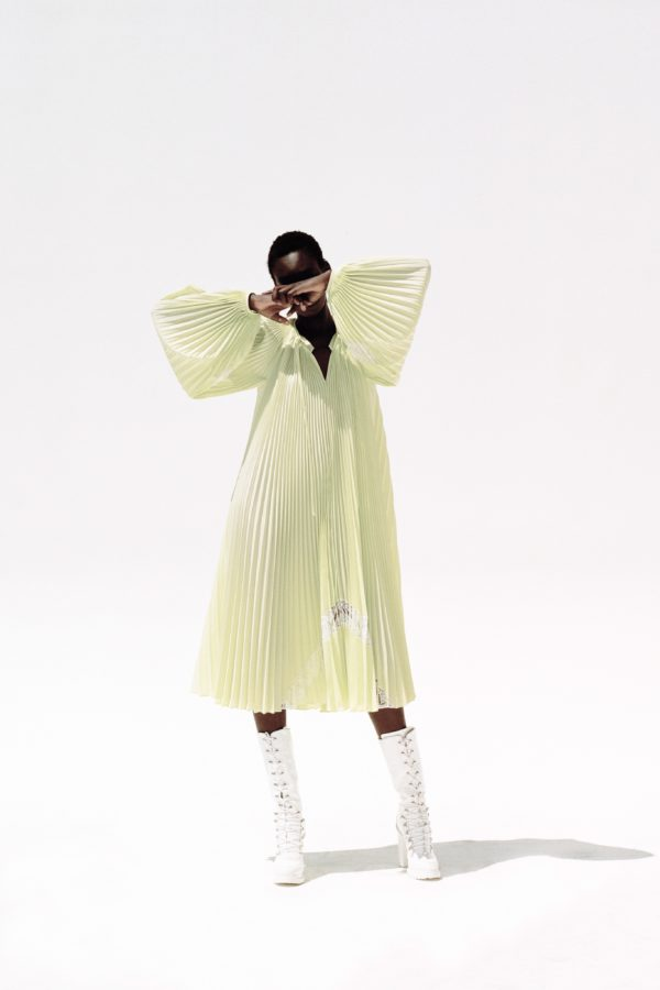 Trend Alert: Pastel Dress 2020