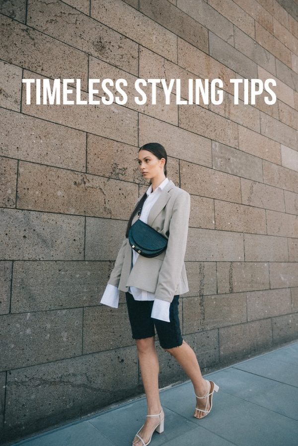 3 Classic Styling Tips