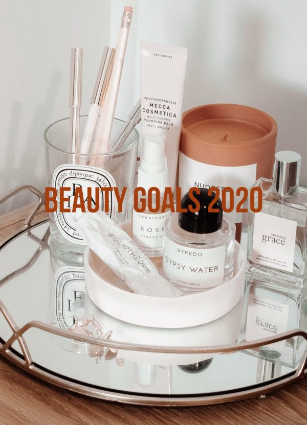 Reminder: Beauty Goals 2020