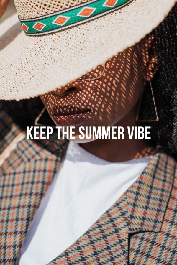 Keep The Summer Vibe 2020