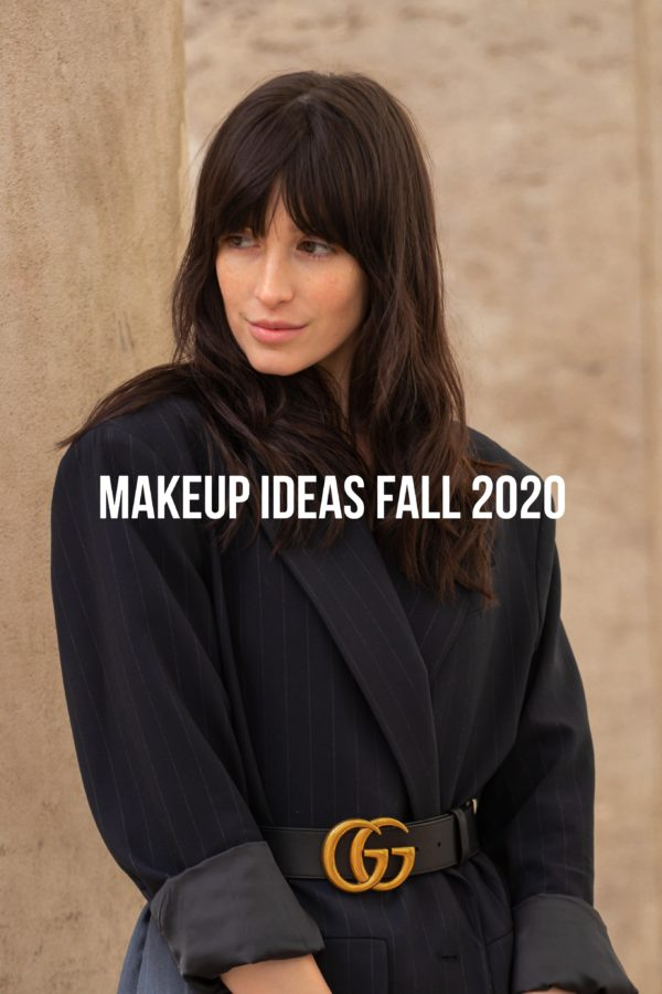 3 Makeup Ideas Fall 2020