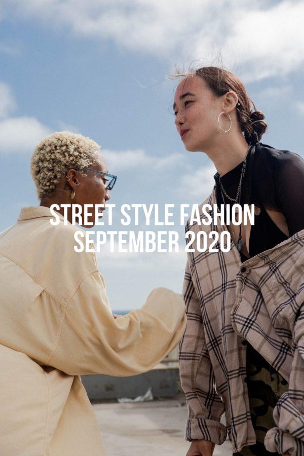 Street Style Fashion 2020