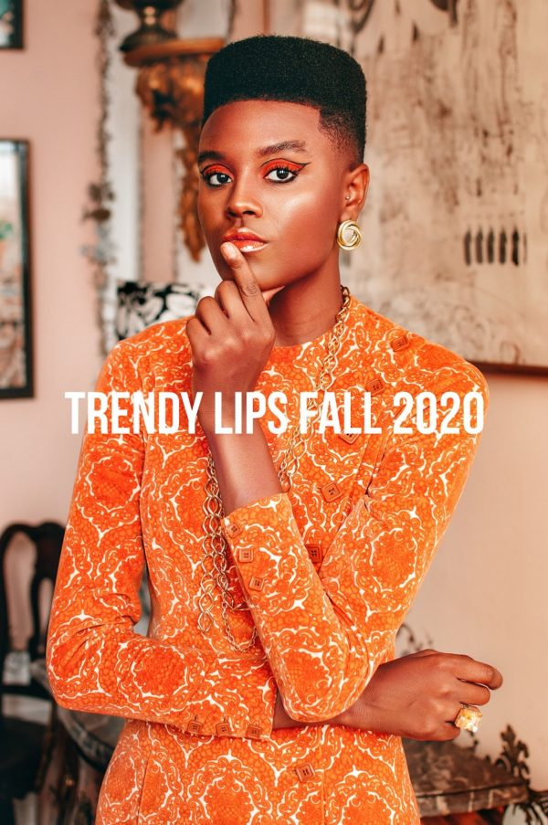 Three Ideas For Lips Fall 2020
