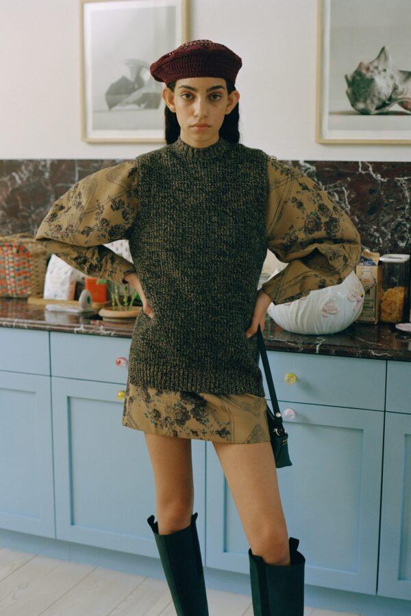 Trend Alert: Knitted Vests 2020
