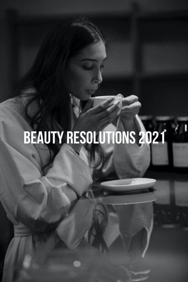 Beauty Resolutions 2021