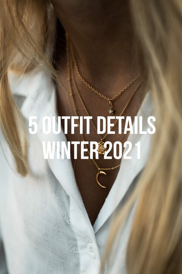 5 Winter Details 2021
