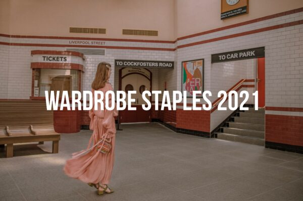5 Wardrobe Staples 2021