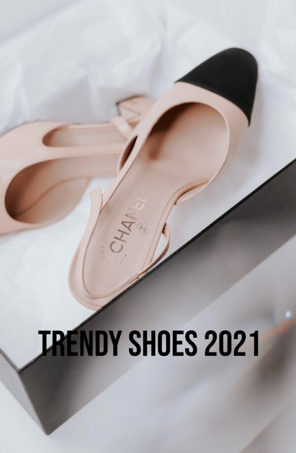 3 Trendy Shoes 2021