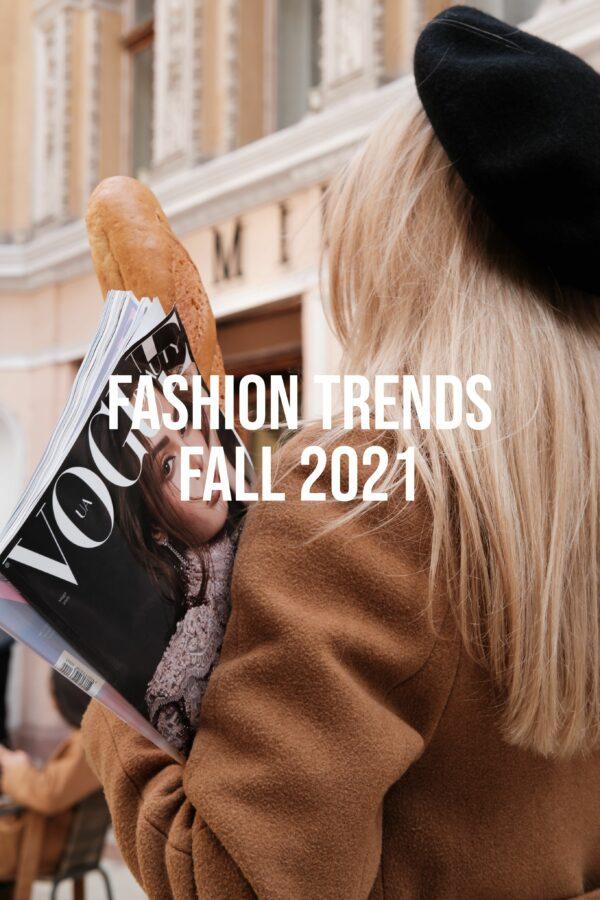 Fashion Trends Fall 2021