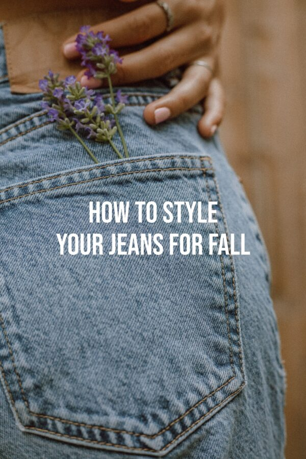 3 Ways To Style High-Waisted Jeans Fall 2021
