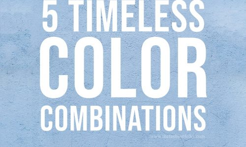 5-Timeless-Color-Combinations