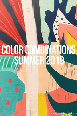 Color-Combinations-Summer-2019