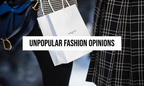 Fashion-Opinions