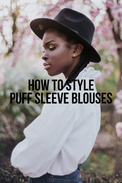 How-To-Style-Puff-Sleeve-Blouses