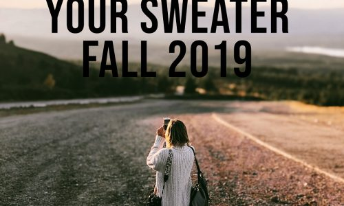 How-To-Style-Your-Sweater-Fall-2019
