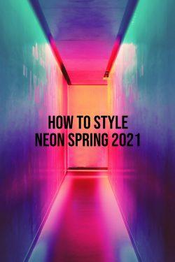 Neon-Spring-2021