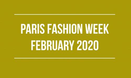 PFW February 2020