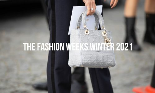 The Fashion Weeks Winter 2021